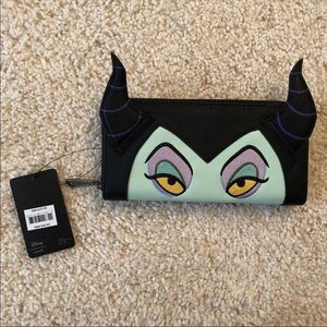 Loungefly Bags - Maleficent wallet